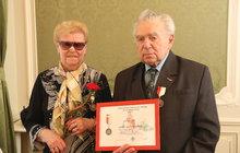 Oceněná Eva Popková (84) z Pardubic: Hasičům dala celý svůj život!