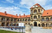 Renesanční památky: Zámek v Moravské Třebové