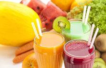 Zatočte s jarní únavou: Nakopněte se smoothie drinky!