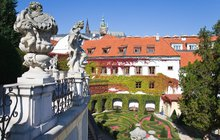Baroko a rokoko: Vrtbovská zahrada v Praze
