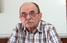 Jaroslav Uhlíř (73): ZRADILO HO SRDCE!