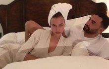 Modelka Irina Šajková v posteli s jiným: Mstí se Cooperovi za  něžnosti s Lady Gaga?!