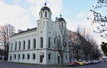 Po stopách romantismu: Synagoga v Krnově