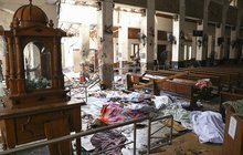 Mezi útočníky na Srí Lance byli dva zámožní bratři a manželka: Rodina teroristů