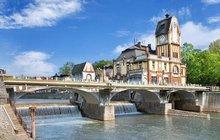 Secese: Vodní elektrárna Hučák v Hradci Králové