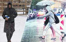 Nemilosrdná předpověď počasí: Takhle bude do konce října!