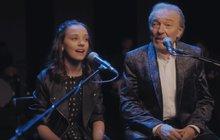 Nová píseň Gotta a Charlottky: Mrazivá slova o otcově »usínání«...