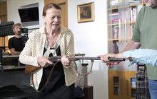 Iva Janžurová (77) je už sedm let bez Stanislava Remundy (+84)...