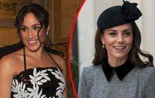 Porod vévodkyně Meghan: V čem se liší od porodů vévodkyně Kate?
