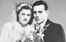 4 let od konce 2. světové války: Marie Fiantová (94) byla nuceně nasazená