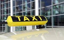 Taxikář srazil seniorku