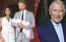 Archie bude princem! Až děda Charles získá trůn...