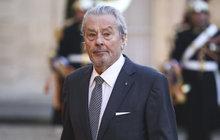 Alain Delon v Cannes: Čestná cena a vzkaz plný facek