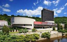 Brutalismus kolem nás: Hotel Thermal v Karlových Varech