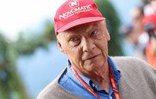 Dojemné loučení s Nikim Laudou (†70): Sbohem, tatínku! Nashle, legendo!