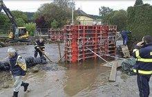 Počasí v Česku: Rozvodněné řeky, ale studny jsou prázdné!