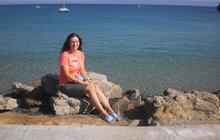 Dálková plavkyně Abhejali Bernardová (42) - V chladní vodě je lepší nemyslet...