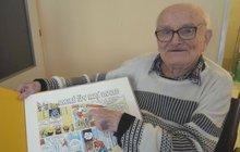 Před 83 lety vstoupil do skautského oddílu Dvojka Jaroslava Foglara. Na ten den si stále pamatuje i přesto, že Jindra Hojer 30. července oslaví už 95. narozeniny. Z legendárního kvinteta Rychlých šípů už je naživu poslední.