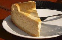 Vyzkoušejte tofu! Jablečný cheesecake