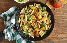 Jídla z jedné pánve: Španělské brambory