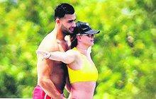 Britney Spearsová s přítelem: Láska jako z Titaniku