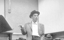 Zpěvák a herec Frank Sinatra (+82) byl fiktivním přítelem všech žen!