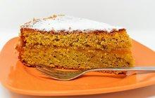 LETNÍ ZELENINA: Zdravý mrkvový dort