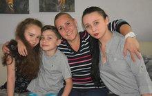 Lukáš (12) trpí cystickou fibrózou, zachránila ho transplantace plic, ale...