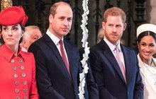 Meghan dovršila zkázu královské rodiny: Definitivní šmitec!