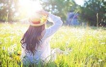 JAK SI UŽÍT LÉTO v kondici a pohodě radí astroložka Věra Várady!