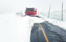 První letní den v Coloradu: Napadlo 60 čísel sněhu!
