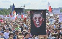 Politikům agitku zatrhli: Kdo si přišel zanadávat na Babiše?