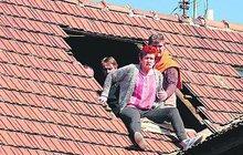 Drama v seriálu Linka: Kvůli mrtvému bourali střechu