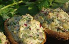 Zkuste sladké brambory - Batáty plněné mletým masem