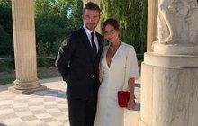 Beckhamovi ve Versailles: Koupí si zámek králů?