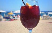 Míchané nápoje: Virgin sangria