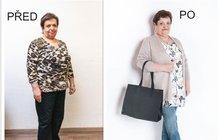 PROMĚNA ČTENÁŘKY: Eva (62) z Hradce Králové bude při výběru outfitů odvážnější!