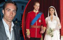 Srdceryvná zpověď bratra vévodkyně: Kate mi vztahem s princem zničila život!