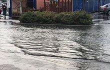 PŘEDPOVĚĎ POČASÍ: Českem se prohnaly bouře, silnice zaplavila voda. Co nás nyní čeká?