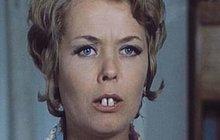 Učitelka ze Saxany Jana Drbohlavová (†78) odešla do hereckého nebe!