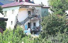 Výbuch munnice zabil mladíka (†28) a rozmetal dům!
