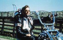 Zemřel Peter Fonda (†79): Sbohem, bezstarostný jezdče...