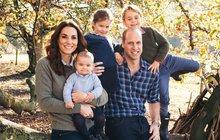 Kate dojatá k slzám: Její rozkošné dětičky se už nemohou dočkat