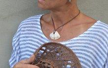 Originální šperk připomene moře...