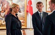 Turci před kolapsem: Babišová předvedla první ligu