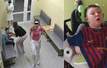Adámek, kterého v nemocnici přehlíželi: Obvinili lékařku a dvě sestry!