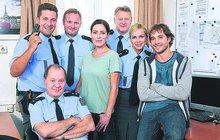 Policie Modrava jako zlatý důl: Herci vydělali statisíce!
