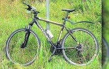 Mrtvému (†31)  ukradli bicykl!