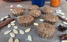 Čas dýní je tu! Skořicové muffiny!