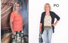 PROMĚNA ČTENÁŘKY: Marie (66) z Týnce nad Sázavou přehodnotila názor na barvy!